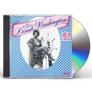 Dinah Washington COMPLETE 14 CD