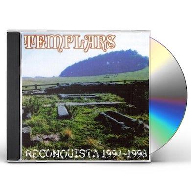 Templars RECONQUISTA 1994-1998 CD