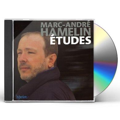 Marc-Andre Hamelin ETUDES / LITTLE NOCTURNE / CON INTISSIMO SENTIMENT CD