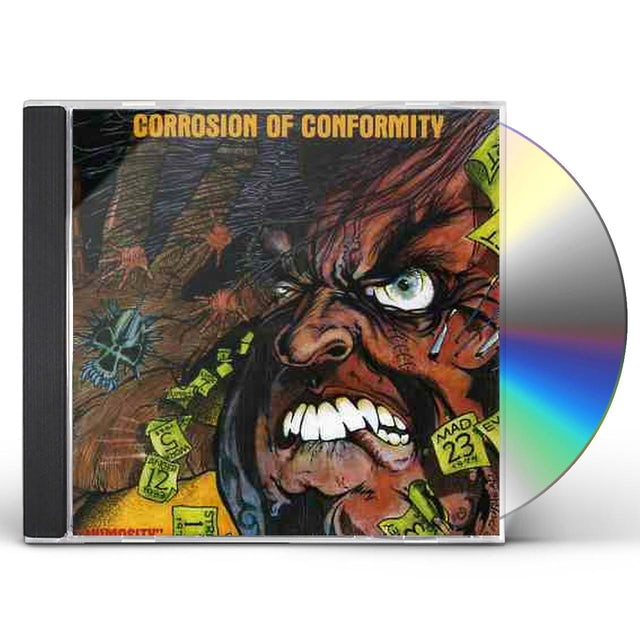 Corrosion Of Conformity ANIMOSITY CD