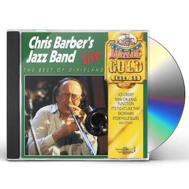 Chris Barber LIVE IN 1954-55 BEST OF DIXIELAND CD