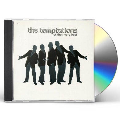 The Temptations THEIR VERY BEST CD