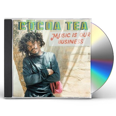Cocoa Tea MUSIC IS OUR BUSINESS CD