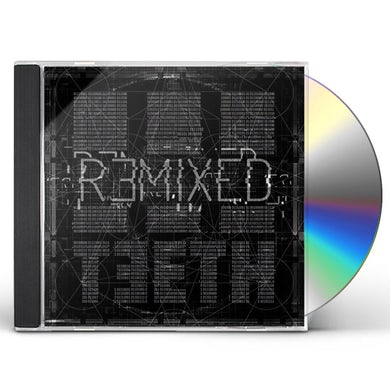 3Teeth REMIXED CD