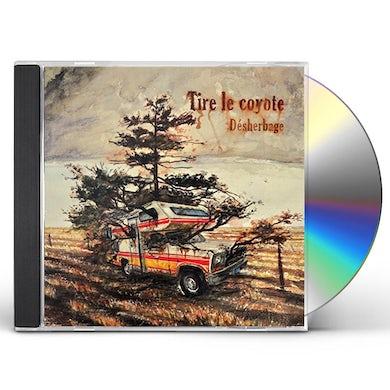 Tire Le Coyote DESHERBAGE CD