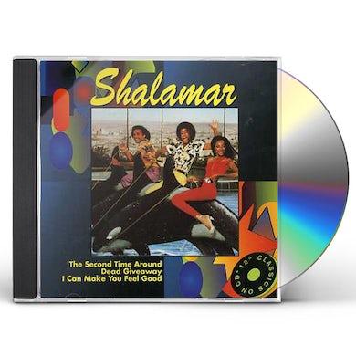 Shalamar SECOND TIME AROU/DEAD GIVEAWAY CD