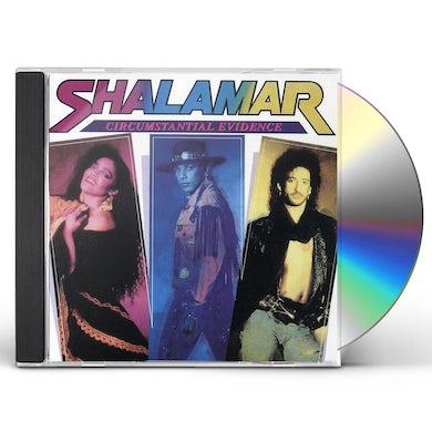 Shalamar CIRCUMSTANTIAL EVIDENCE CD