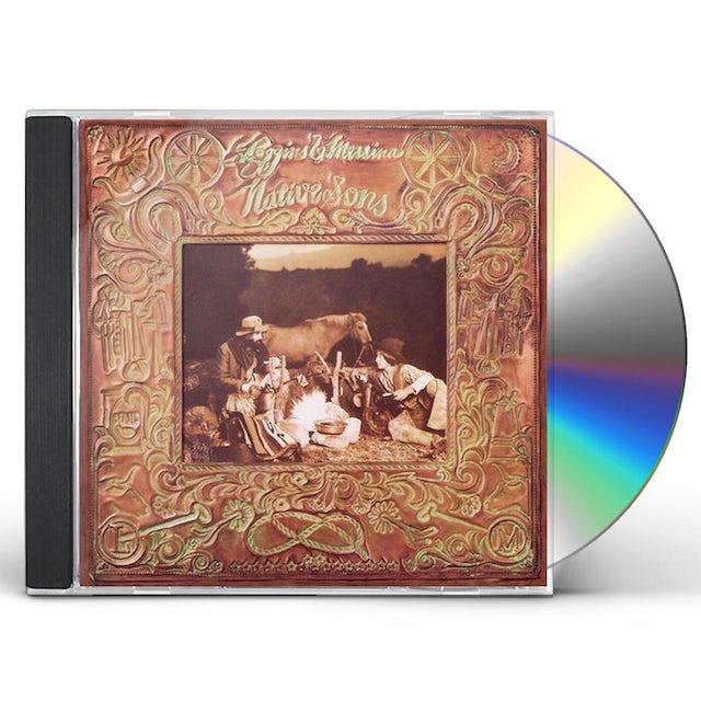 Loggins & Messina NATIVE SON CD