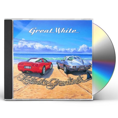 Great White LATEST & GREATEST CD