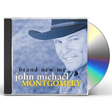 John Michael Montgomery BRAND NEW ME CD