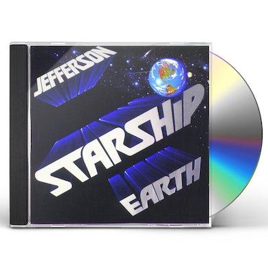 Jefferson Starship EARTH CD