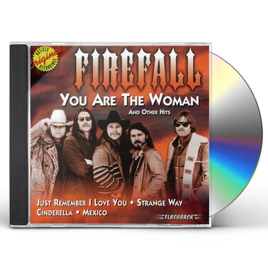 Firefall YOU ARE THE WOMAN & OTHER HITS CD