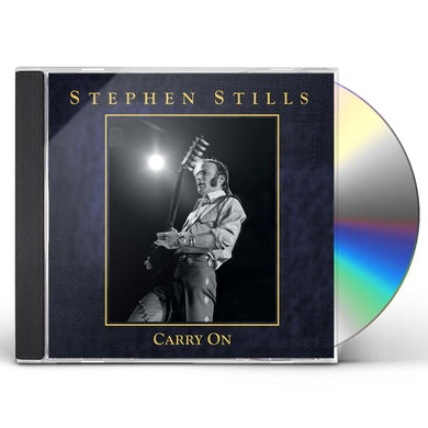 Stephen Stills CARRY ON CD