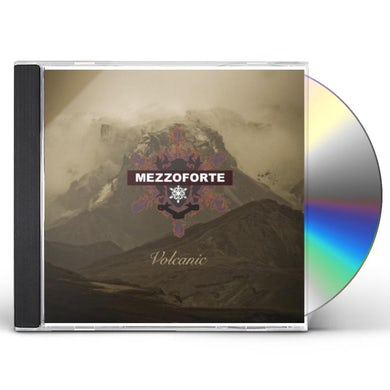 Mezzoforte VOLCANIC CD