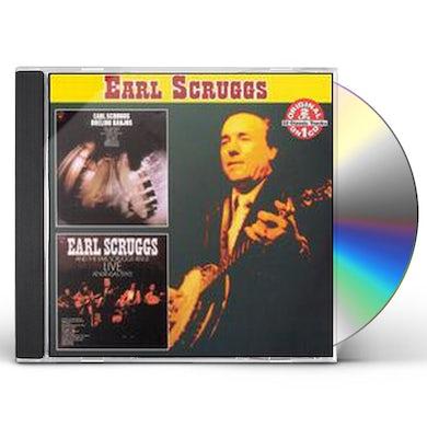 Earl Scruggs DUELING BANJOS / LIVE AT KANSAS STATE CD