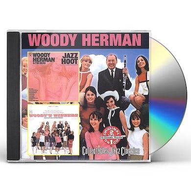 Woody Herman JAZZ HOOT / WOODY'S WINNERS CD