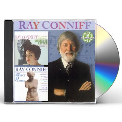 Ray Conniff CONCERT IN RHYTHM II / THE PERFECT 10 CLASSIC CD