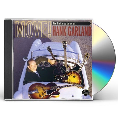 Hank Garland MOVE THE GUITAR ARTISTRY OF CD