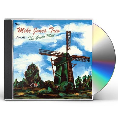 Mike Jones LIVE AT THE GREEN MILL CD