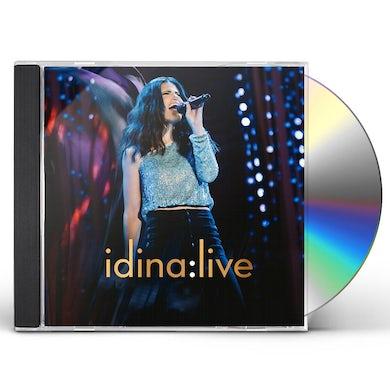 Idina Menzel IDINA: LIVE CD