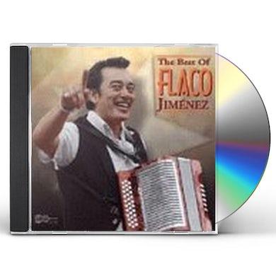 BEST OF FLACO JIMENEZ CD