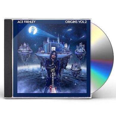 Ace Frehley ORIGINS 2 CD