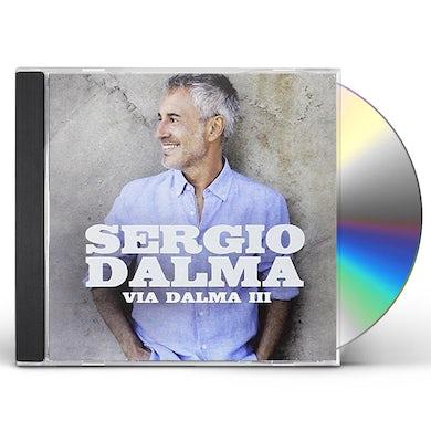 Sergio Dalma VIA DALMA III CD