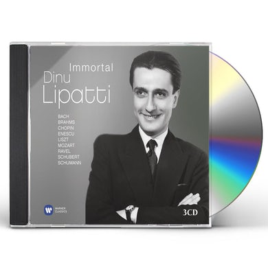 3CD COMPILATION IMMORTEL DINU LIPATTI / MOZART CD