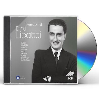 3CD COMPILATION IMMORTEL DINU LIPATTI / MOZART CD