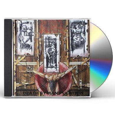 Napalm Death DEATH BY MANIPULATION CD
