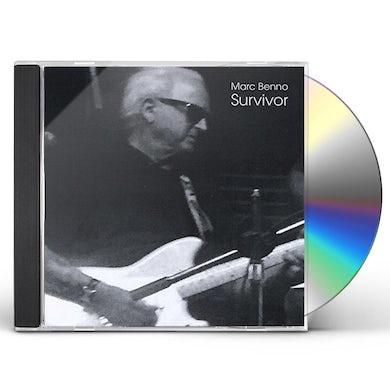 Marc Benno SURVIVOR CD