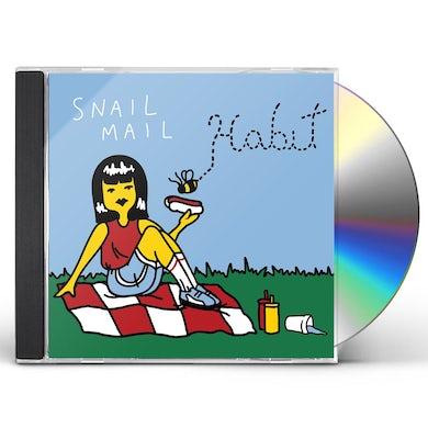 Snail Mail Habit ep CD