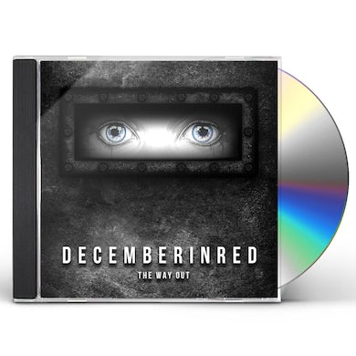 December In Red WAY OUT CD