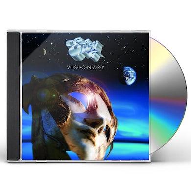 Eloy VISIONARY CD