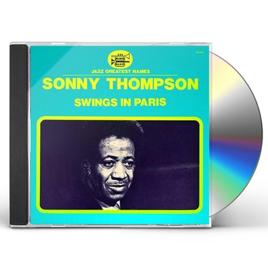 Sonny Thompson SWING IN PARIS CD