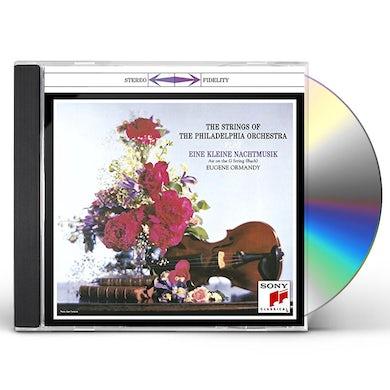 Eugene Ormandy STRINGS OF THE PHILADELPHIA ORCHESTRA CD