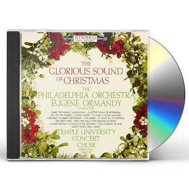 Eugene Ormandy GLORIOUS SOUND OF CHRISTMAS CD