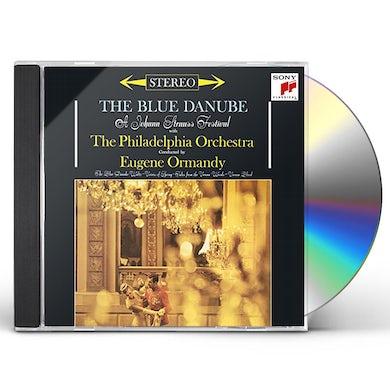 Eugene Ormandy VIENNESE WALTZES & POLKAS CD