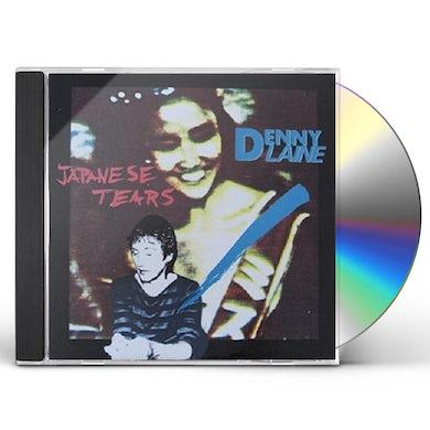 Denny Laine JAPANESE TEARS CD