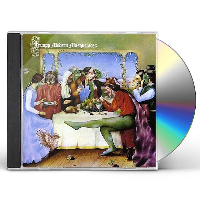 Fruupp MODERN MASQUERADES CD