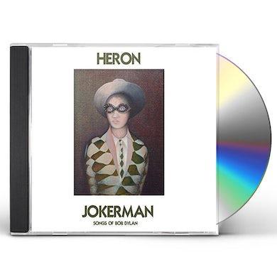 Heron JOKERMAN SONGS OF BOB DYLAN CD