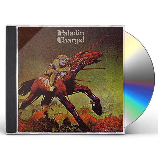 Paladin CHARGE CD