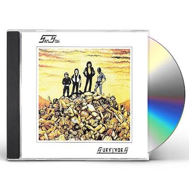 Samson SURVIVORS CD