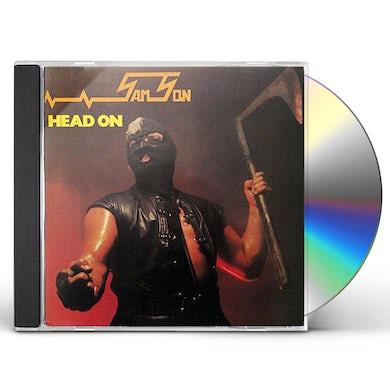 Samson HEAD ON CD