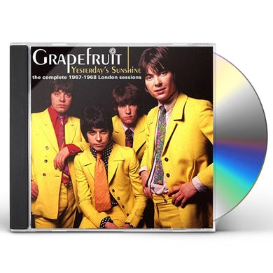 YESTERDAY'S SUNSHINE: THE COMPLETE GRAPEFRUIT CD