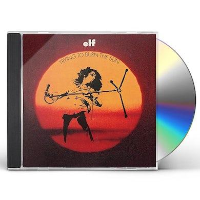 Elf TRYING TO BURN THE SUN (24BIT REMASTER/BLU SPEC/MINI LP JACKET/24P BOOKLET) CD
