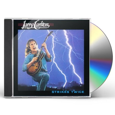 Larry Carlton STRIKES TWICE CD