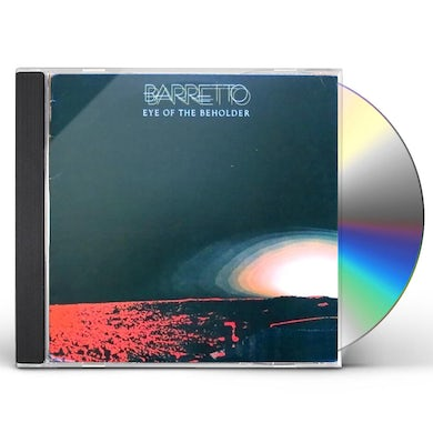 Ray Barretto EYE OF THE BEHOLDER CD