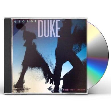 George Duke THIEF IN THE NIGHT CD