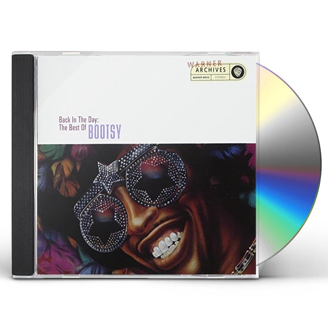 Bootsy Collins BEST OF CD